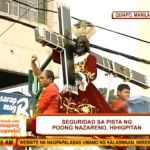 Black Nazarene Fest Preparations Underway