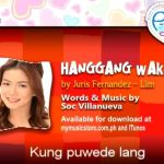 "Juris ""Hanggang Wakas"" Himig P-Pop Love Songs (Video/Lyrics)"