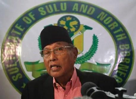 Sultan Jamalul Kiram III