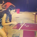 Julia Barretto Plays Minute to Win It (Video)