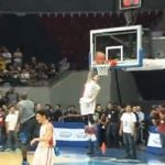 Kobe Paras Dunks Over LeBron James Viral Video