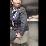 SM Olongapo Elevator Girl Funny Video Went Viral