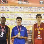 Kobe Paras Wins FIBA U-18 3×3 Slam Dunk Contest (Video)