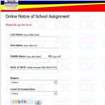 Civil Service Room Assignment (ONSA) Problem: Use Firefox Browser