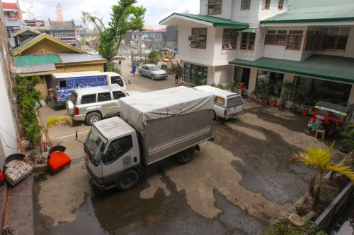 Before and After Yolanda Images