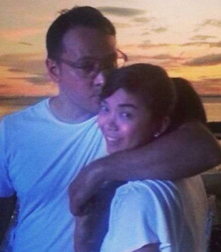 Lino Cayetano Fille Cainglet Wedding