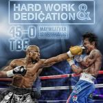 Floyd Mayweather Makes Fun of Pacquiao Anew on Twitter Photo
