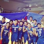 Sinag Pilipinas SEA Games 2013 Gold Medalist (Champion)