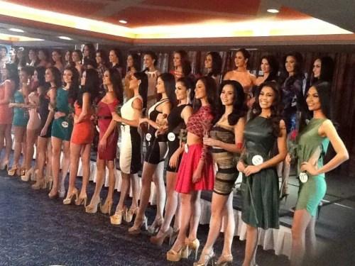Bb. Pilipinas 2014 coronation