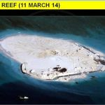 DFA Released Photos of Chinese Structures Buildup at Mabini Reef