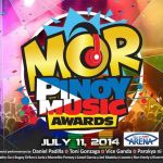 MOR Pinoy Music Awards (MORPMA) 2014 List of Winners Announced