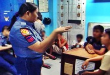 60 minors detained