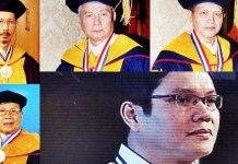 five Filipino scientists