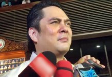 andanar cried Duterte speech