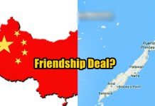 Palawan-Chinese Province Friendship Deal