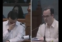 Trillanes Privilege Speech