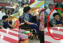 Former First Lady Imelda Marcos Spotted In Divisoria Went Viral
