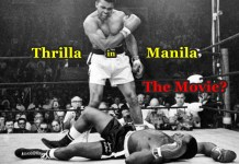 Thrilla In Manila Movie
