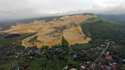 Naga City, Cebu Landslide Casualty Number Updates