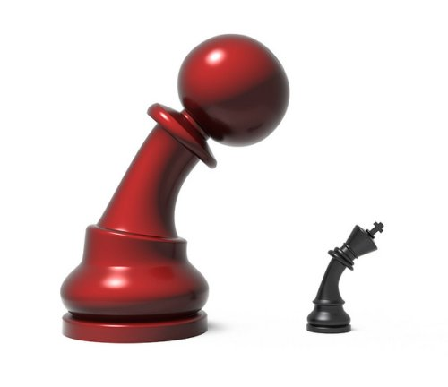 Is the pawns boastfulness a bit off-putting?