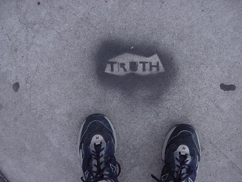 What is your philosophy on telling the truth? Always, or are there exceptions? Why?