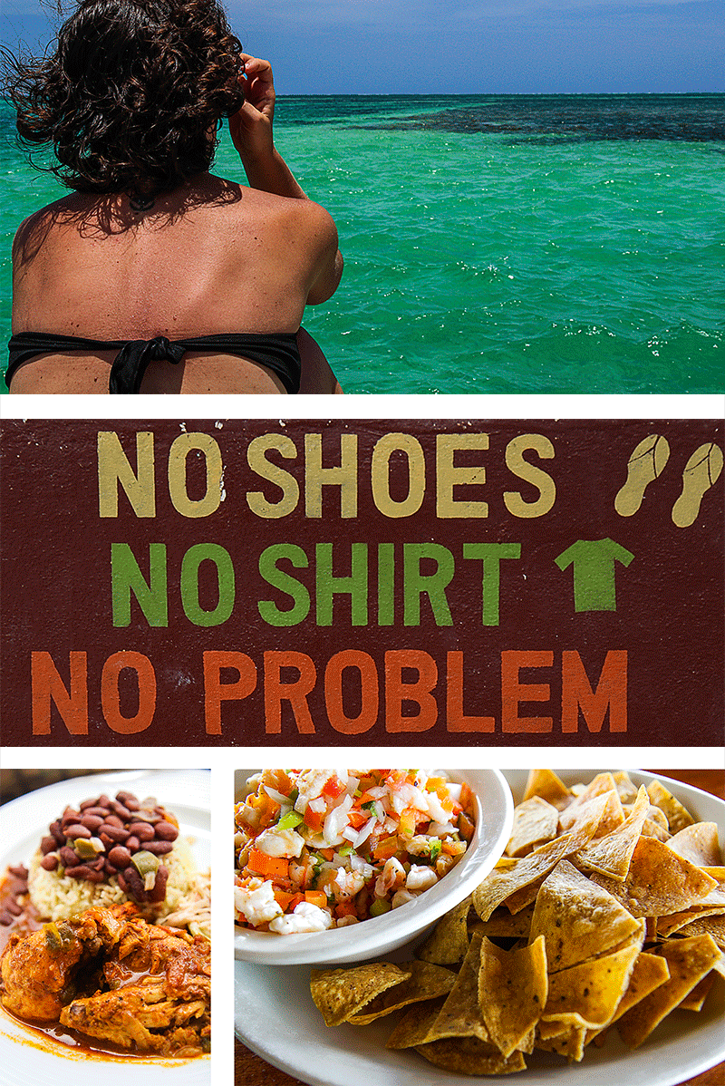 Cucina No Problem Belizean Food A Journey In Caye Caulker Philosokitchen