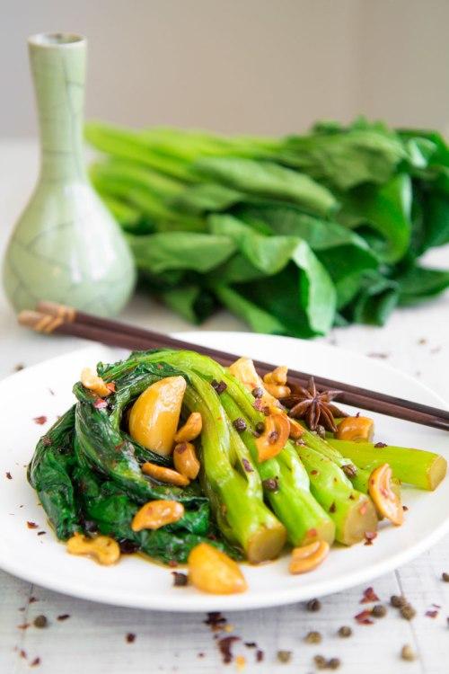 Prodigious Zucchini Gai Lan Stir Fry Sichuan Pepper Stir Fry Broccoli Ken Stir Fry Broccoli Sichuan Pepper Garlic Gai Lan Stir Fry