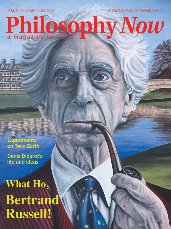 Bertrand Russell on The Value of Philosophy for Life Issue 120