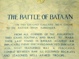 battle of bataan