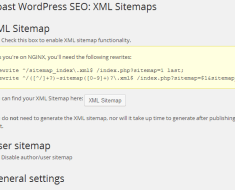 how to fix yoast xml sitemap error