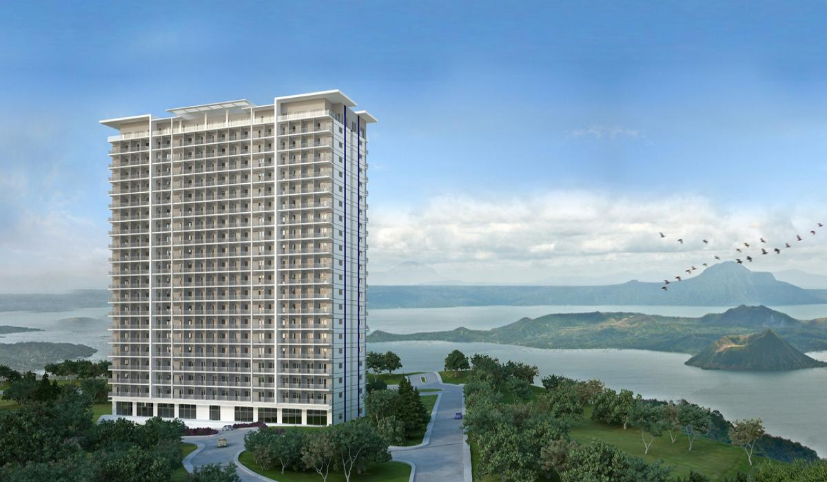 Pool 24 Smdc Wind Residences Condominium - Philippines