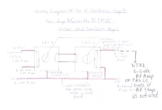 three transistor radio circuit diagram large view