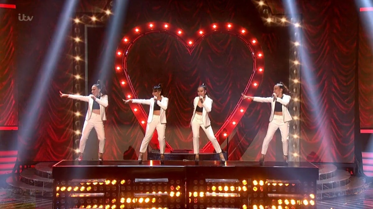 Filipino girl group advances to The X-Factor UK 2015's Top 5