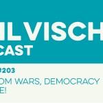 Episode 203: Bathroom Wars, Democracy and Cheese