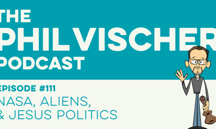 Episode 111: NASA, Aliens, and Jesus Politics?!