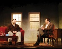 "Theatre Exile's ""Shining City"" at Plays and Players"