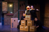 Avenue Q Mazeppa review