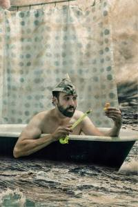 Renegade, BATHTUB MOBY DICK, Ed Swidey, photo Daniel Kontz. Fringe review