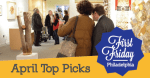 PaperClips215's top picks for First Friday