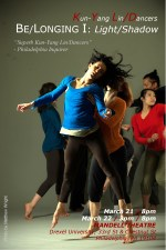 BE/LONGING I: LIGHT/SHADOW (Kun-Yang Lin/Dancers): A review of the world premiere