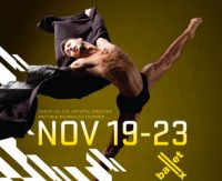 Dance-noir edge in Jorma Elo's BalletX premiere