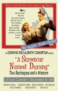 IRC's presents some Durang classics