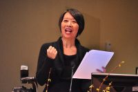 """A """"real"""" American isn't just a white American: Jeanne Sakata and the Journey of Gordon Hirabayashi. Part 2 of the interview with the playwright of HOLD THESE TRUTHS (Plays & Players"""