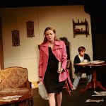 Kirsten Quinn and Renee Richman-Weisband in Isis Productions' COLLECTED STORIES (Photo credit: Kristine DiGrigoli)
