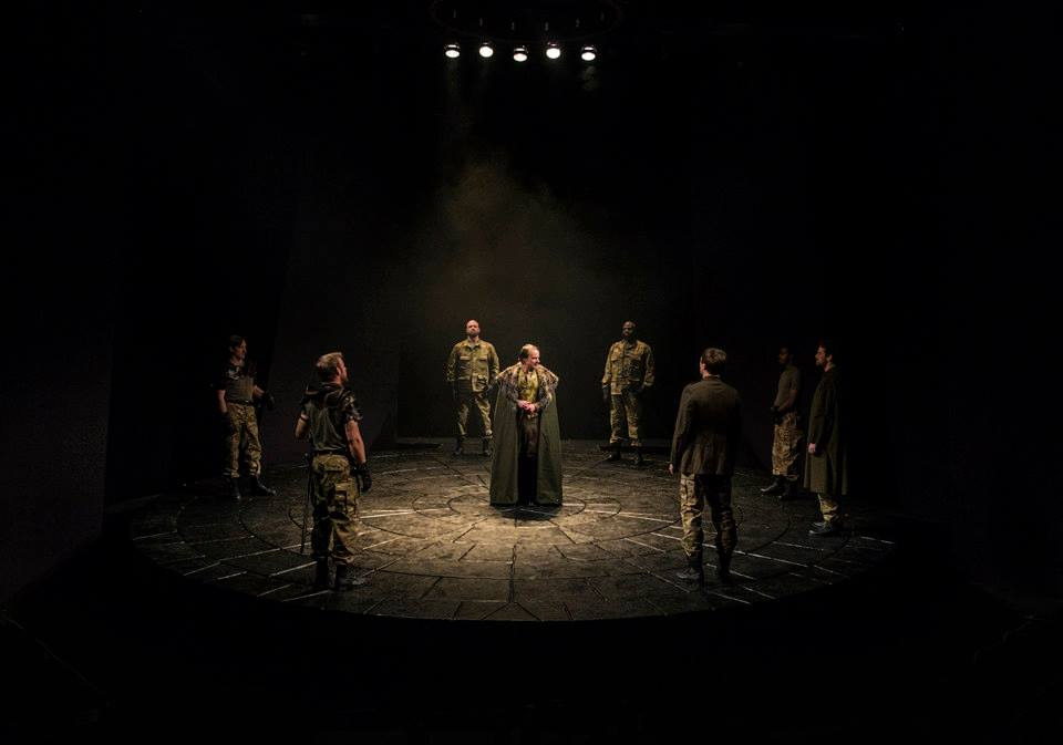 MACBETH at the Arden. Photo by Brian Sidney Bembridge.