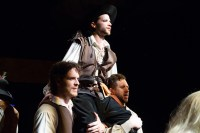 THE THREE MUSKETEERS (Quintessence): Swordplay and horseplay combine in a breezy adaptation
