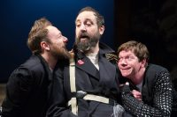 ROSENCRANTZ AND GUILDENSTERN ARE DEAD (Wilma): A contemporary classic, in three parts