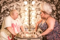 "DIVINE/INTERVENTION (sbgProductions & Faux Real Entertainment): Reflections on the dual life of ""the drag queen of the century"""