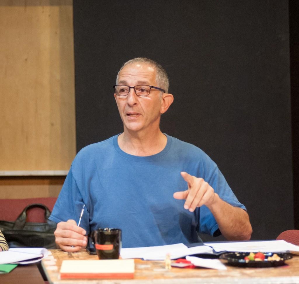 Paul Meshejian at PlayPenn.
