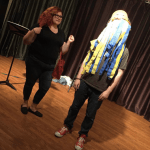 THE MOST AWKWARD LOVE LIFE OF PEABODY MAGOO (Love Drunk Life): 2015 Fringe Review 11
